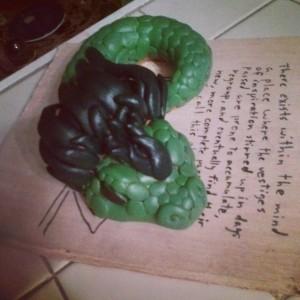 Quetzalcoatl, Freshly hatched.